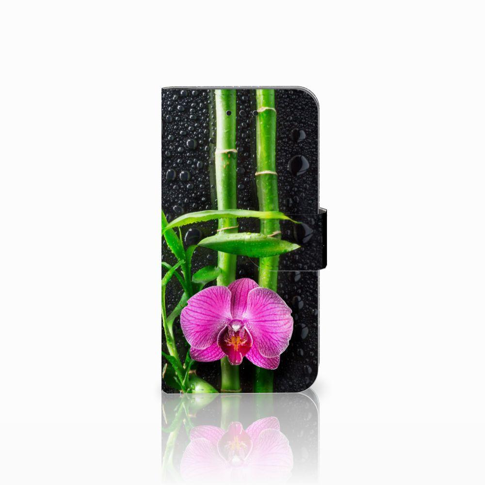 Apple iPhone X | Xs Boekhoesje Design Orchidee