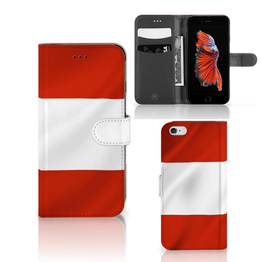 Apple iPhone 6 Plus | 6s Plus Bookstyle Case Oostenrijk