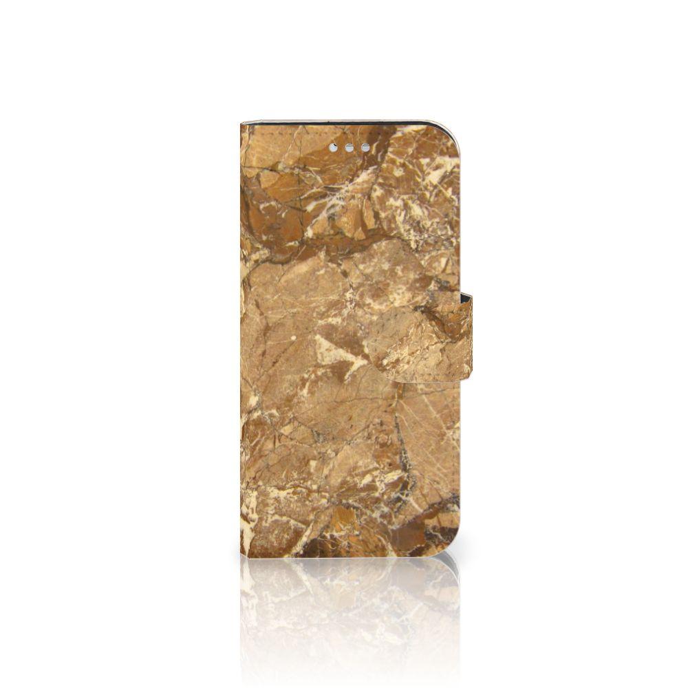 Samsung Galaxy S7 Boekhoesje Design Marmer