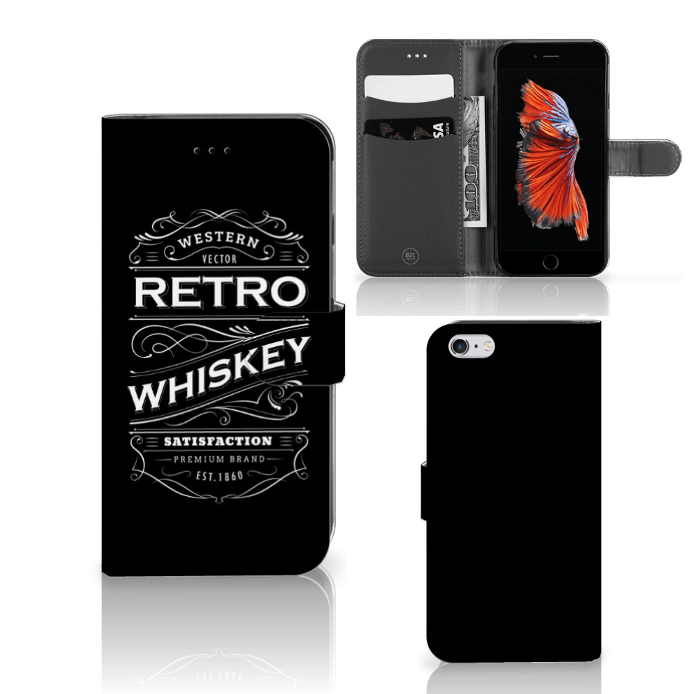 Apple iPhone 6 Plus | 6s Plus Book Cover Whiskey