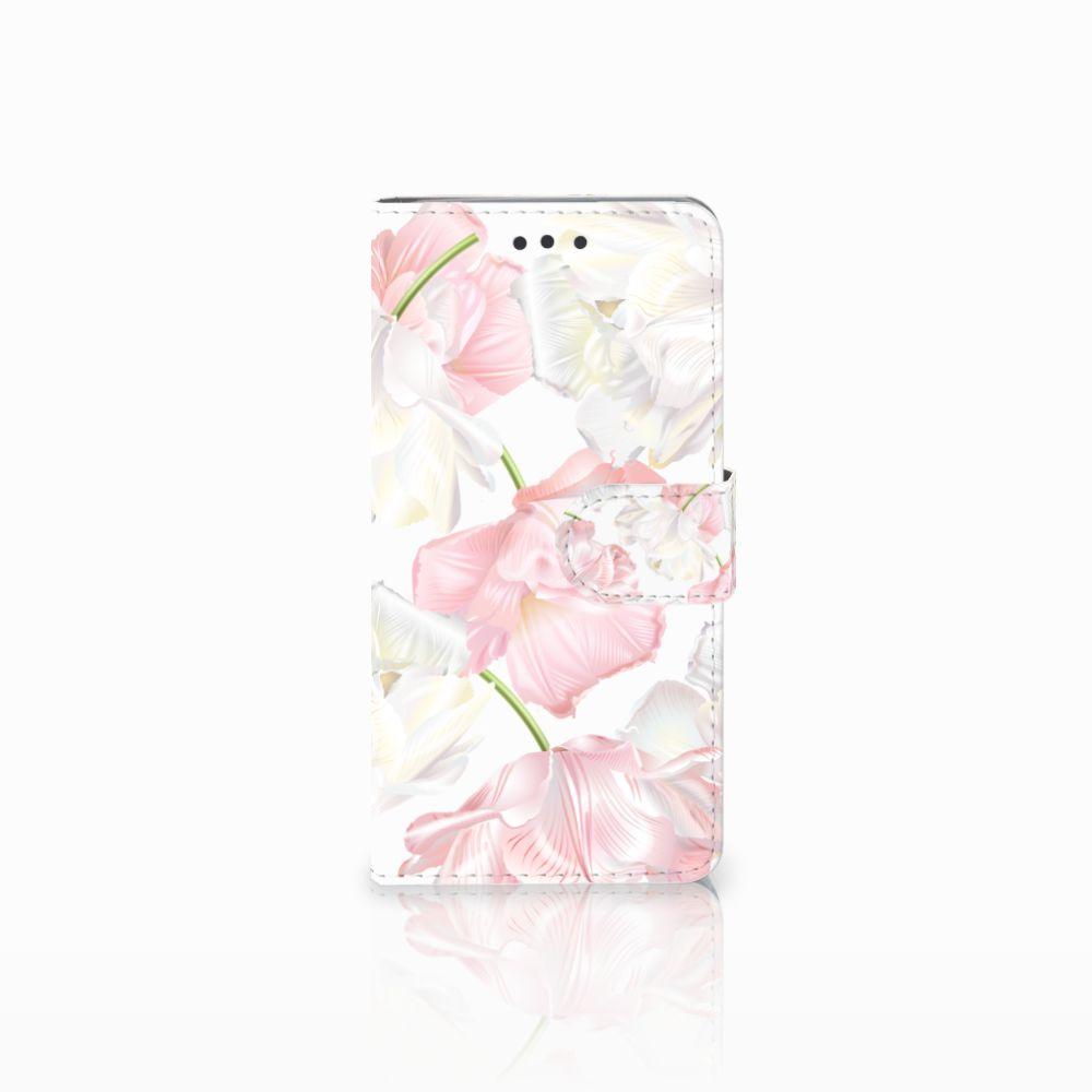 HTC U Play Boekhoesje Design Lovely Flowers