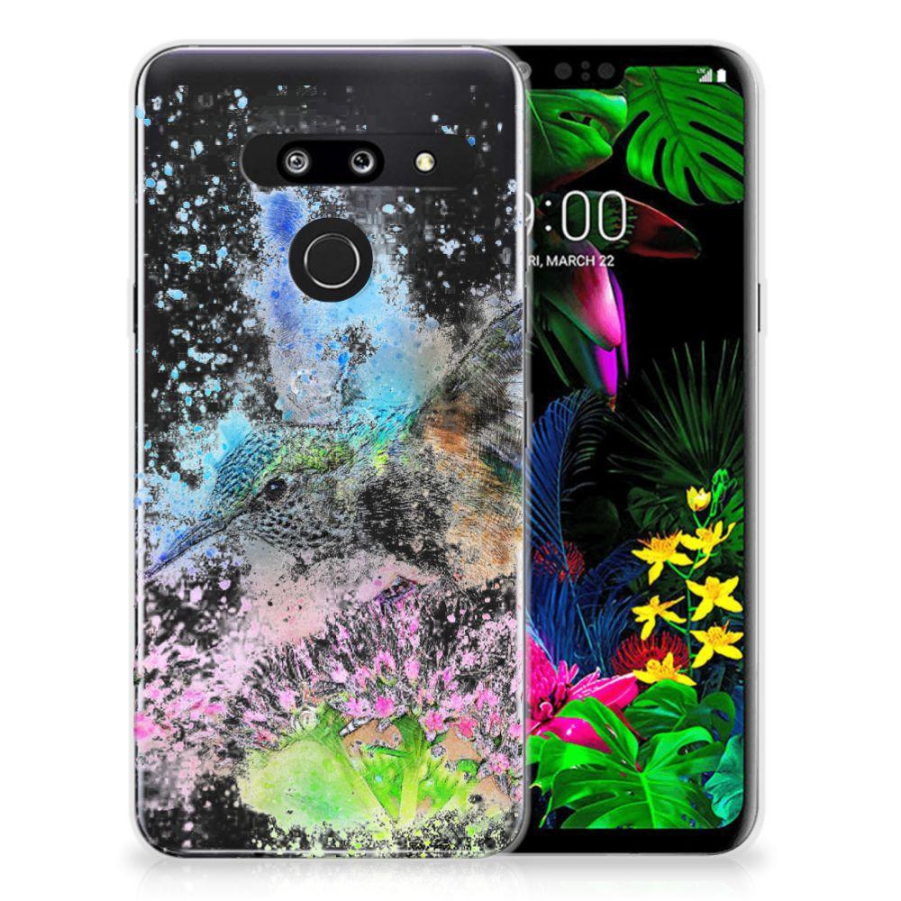 Hoesje maken LG G8 Thinq Vogel