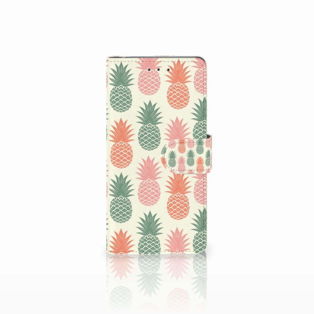 Samsung Galaxy Grand Prime | Grand Prime VE G531F Boekhoesje Design Ananas