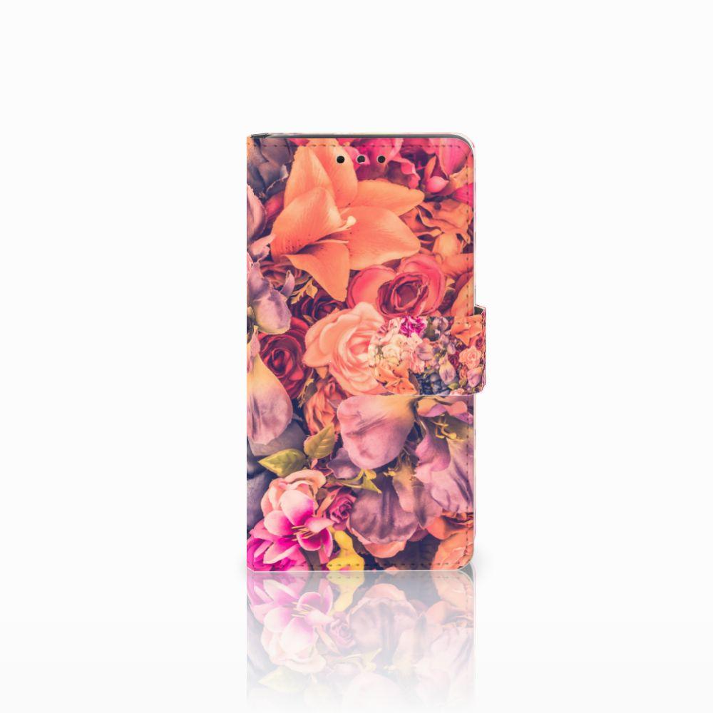 LG Bello 2 Boekhoesje Design Bosje Bloemen
