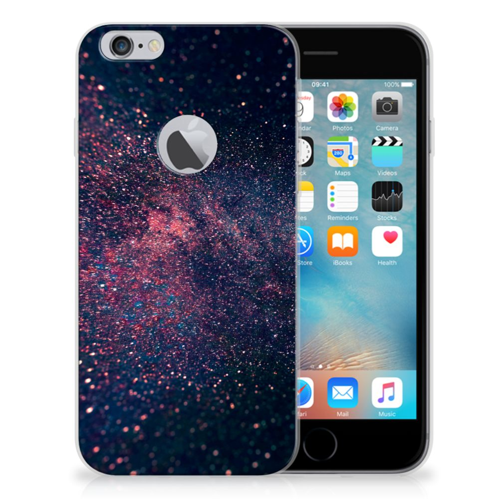 Apple iPhone 6 Plus | 6s Plus TPU Hoesje Stars