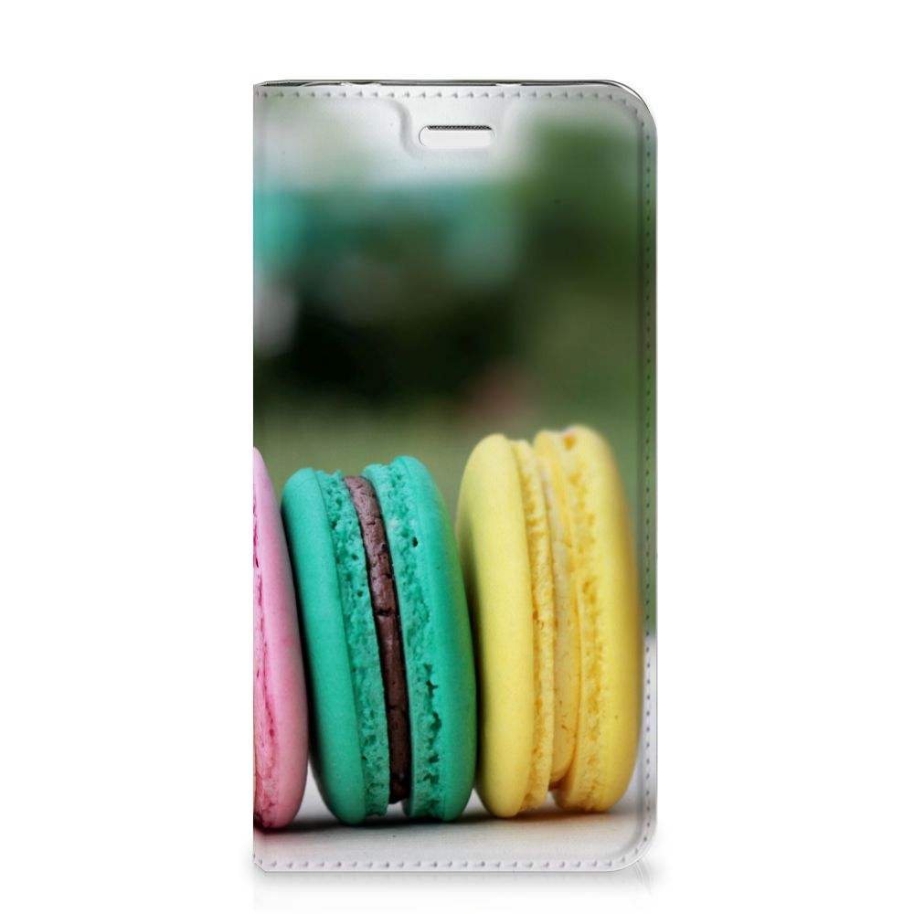 Huawei Y5 2 | Y6 Compact Flip Style Cover Macarons
