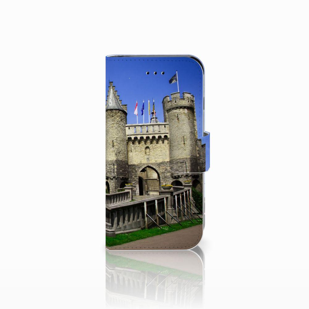 Apple iPhone 6   6s Boekhoesje Design Kasteel