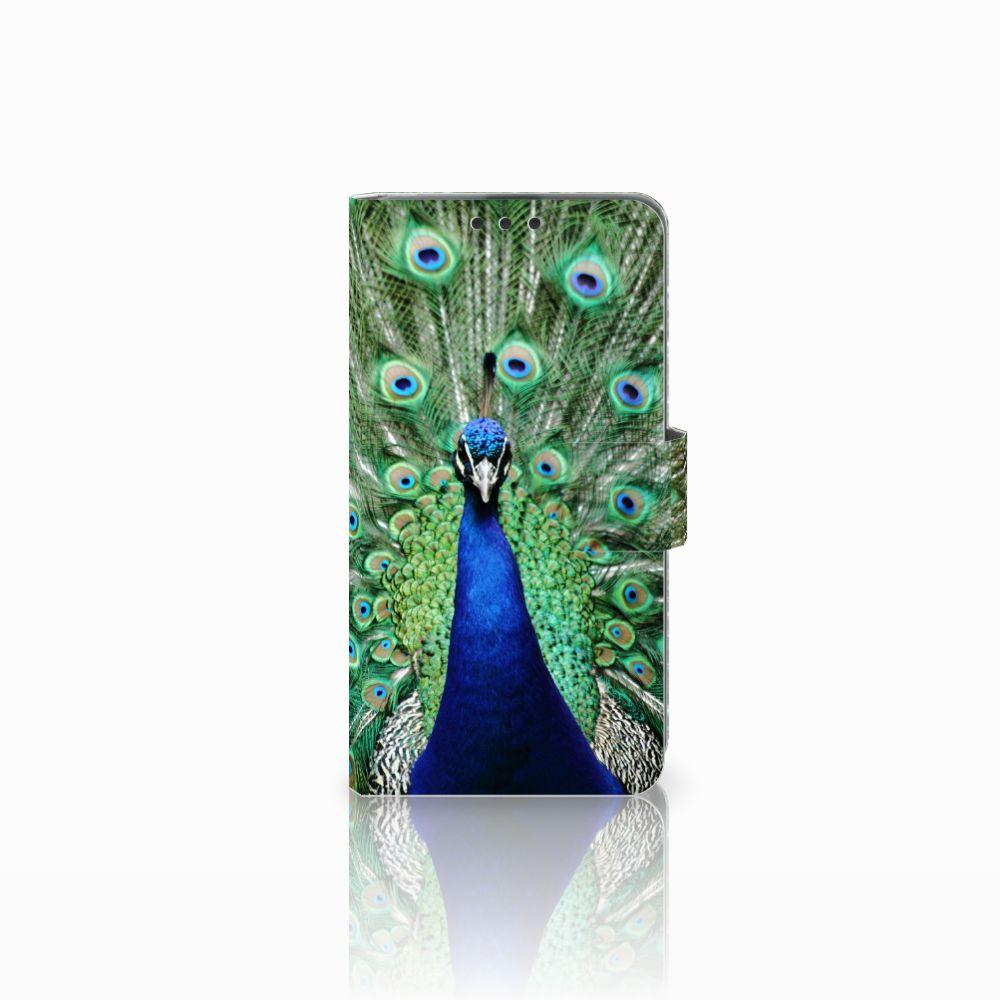 Microsoft Lumia 535 Boekhoesje Design Pauw