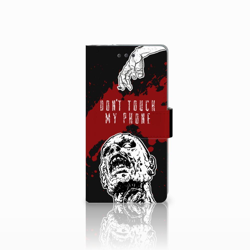 Sony Xperia E5 Boekhoesje Design Zombie Blood