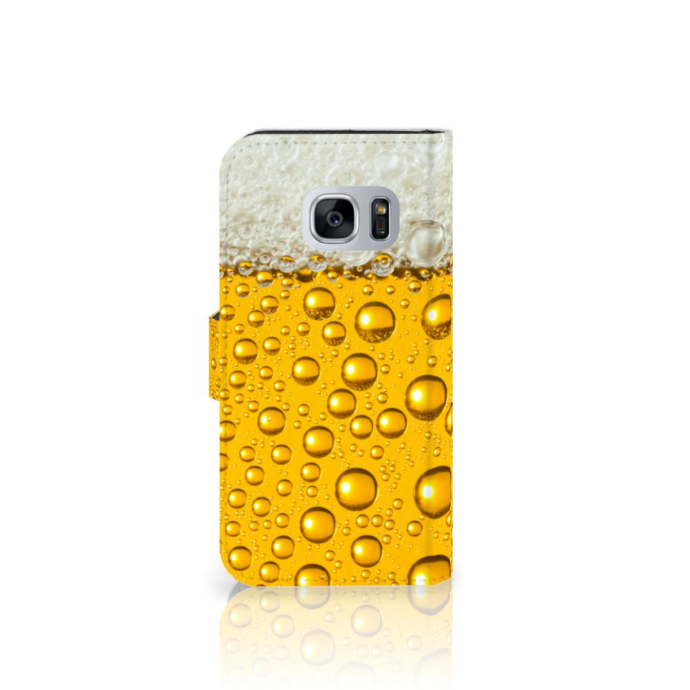 Samsung Galaxy S7 Book Cover Bier