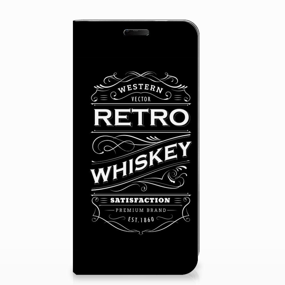 Nokia 7.1 (2018) Flip Style Cover Whiskey