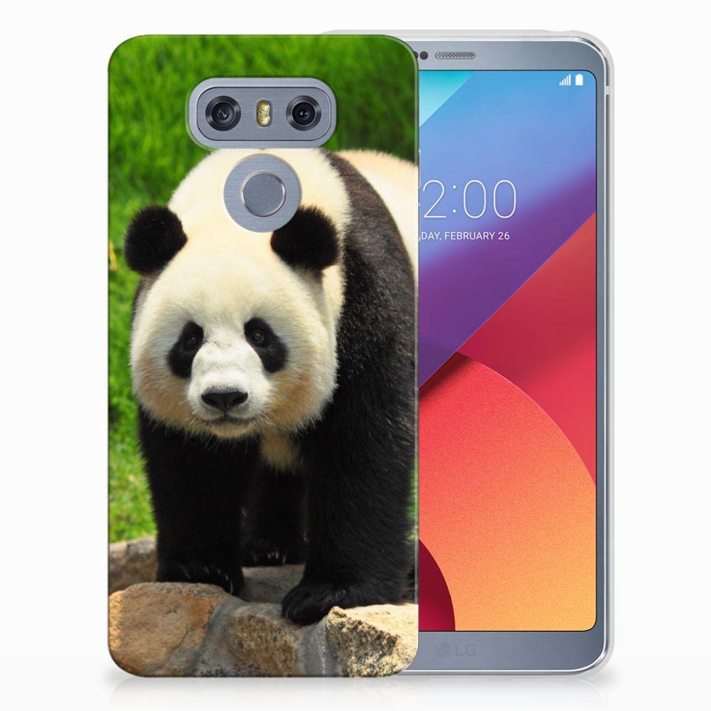 LG G6 TPU Hoesje Design Panda
