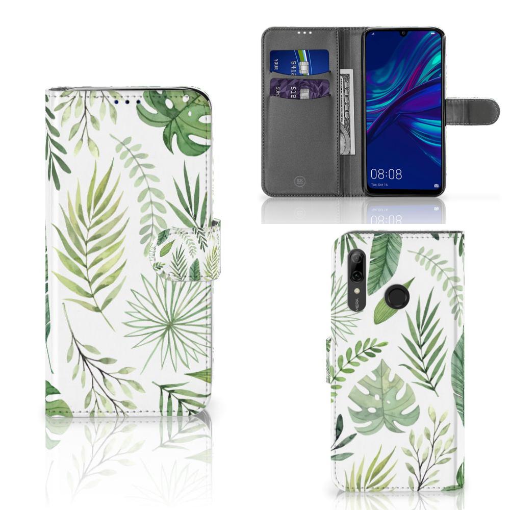 Huawei P Smart Plus (2019) Hoesje Leaves