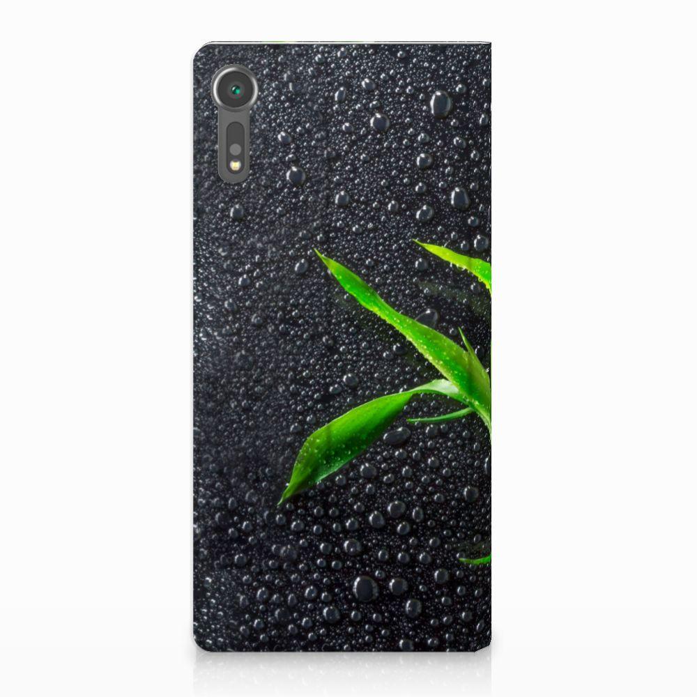 Sony Xperia XZ | XZs Standcase Hoesje Design Orchidee