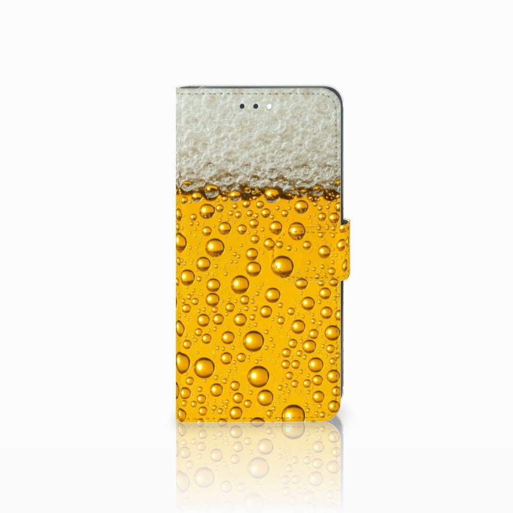 Huawei Y7 2018 Uniek Boekhoesje Bier
