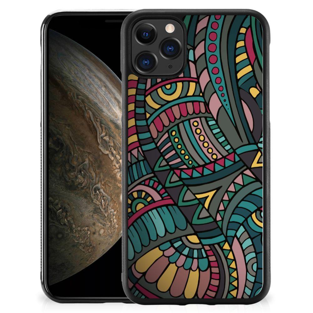 Apple iPhone 11 Pro Bumper Case Aztec