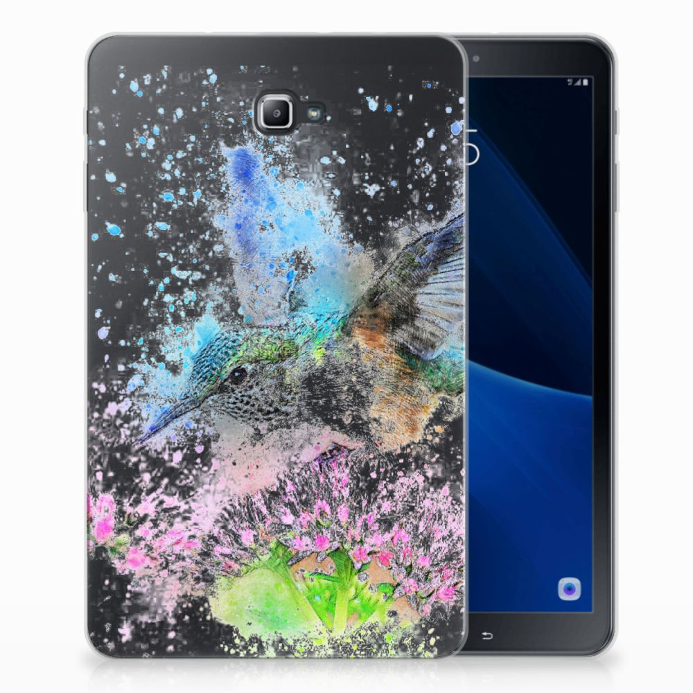 Samsung Galaxy Tab A 10.1 Tablethoesje Design Vogel