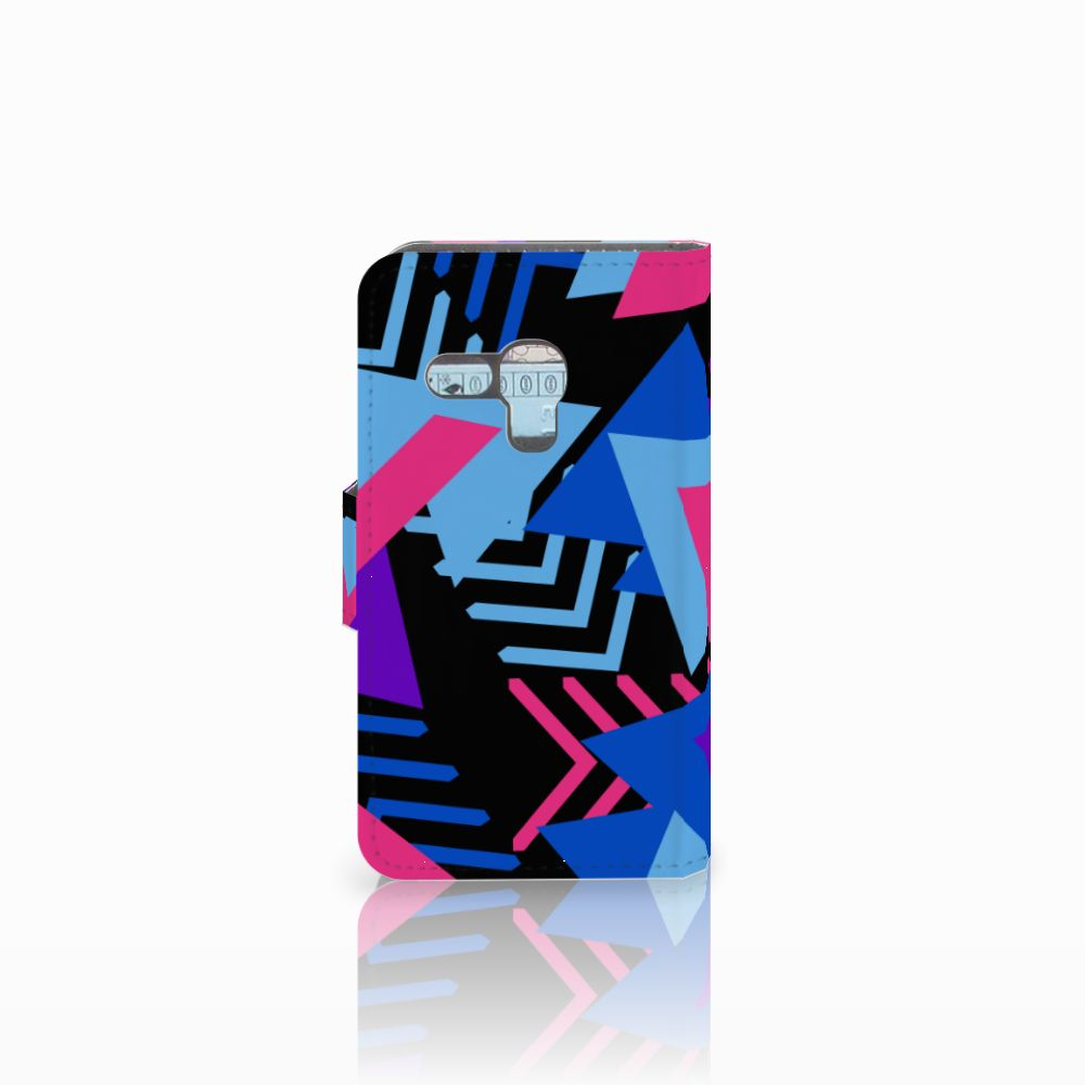 Samsung Galaxy S3 Mini Bookcase Funky Triangle