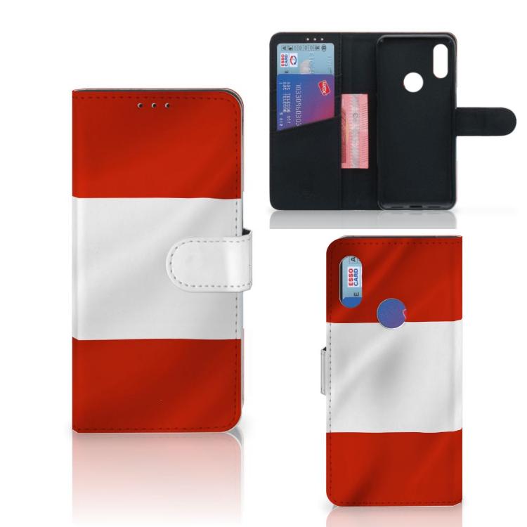 Xiaomi Redmi 7 Bookstyle Case Oostenrijk