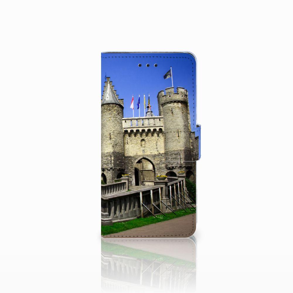 Huawei Y5 2018 Flip Cover Kasteel