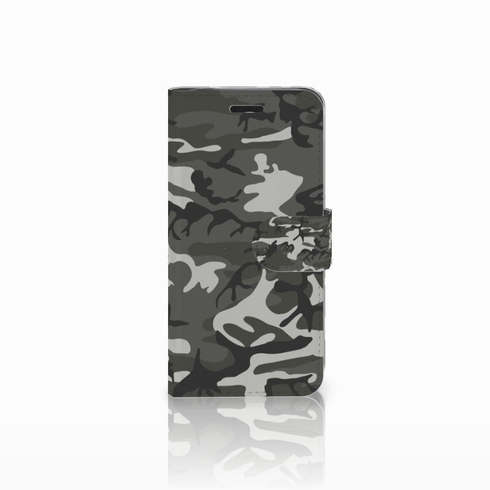 Acer Liquid Z530 | Z530s Uniek Boekhoesje Army Light