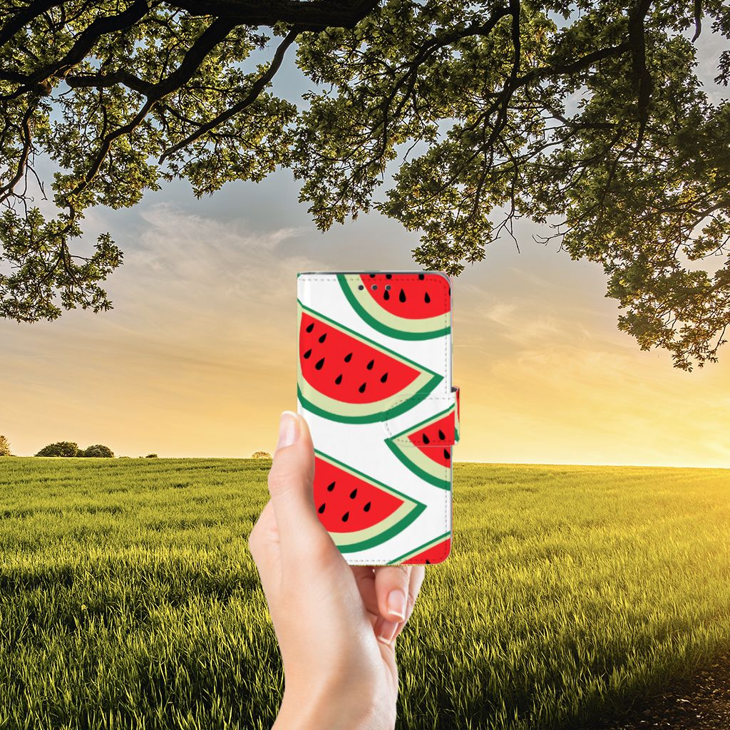 Samsung Galaxy J5 (2015) Book Cover Watermelons