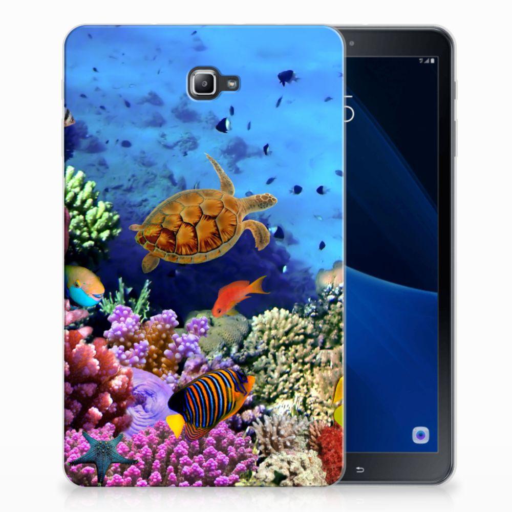 Samsung Galaxy Tab A 10.1 Tablethoesje Design Vissen
