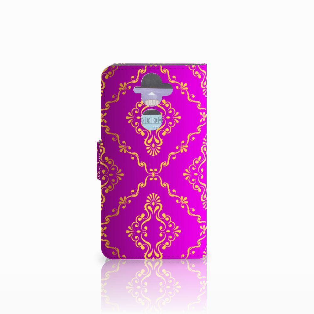 Wallet Case Nokia 8 Sirocco   Nokia 9 Barok Roze