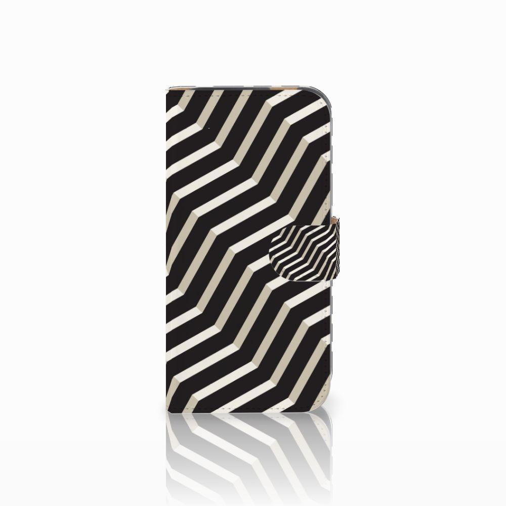 HTC One M8 Bookcase Illusion