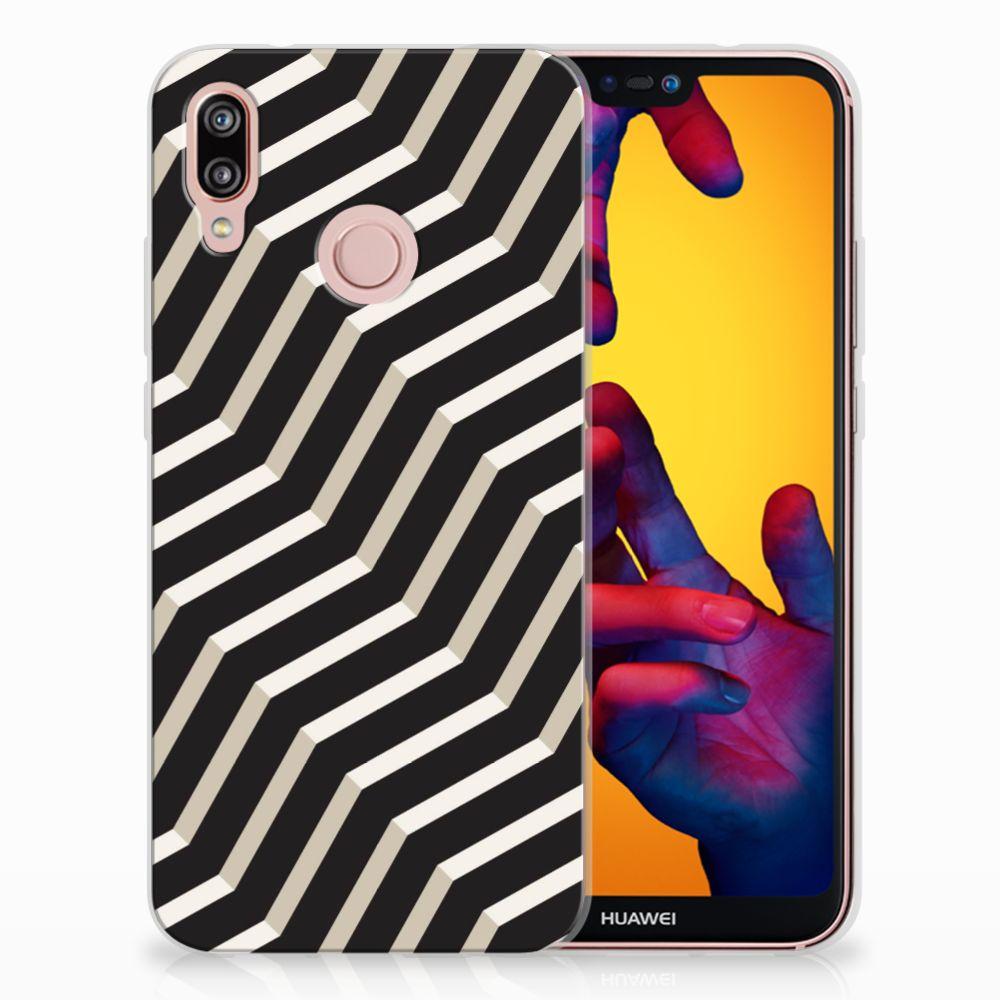 Huawei P20 Lite TPU Hoesje Illusion