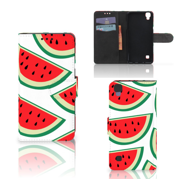 LG X Style Book Cover Watermelons