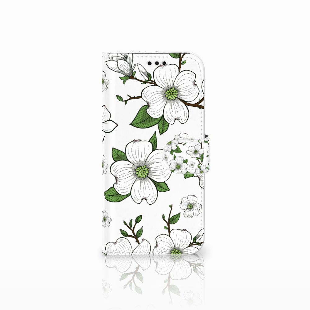 Samsung Galaxy A5 2017 Hoesje Dogwood Flowers