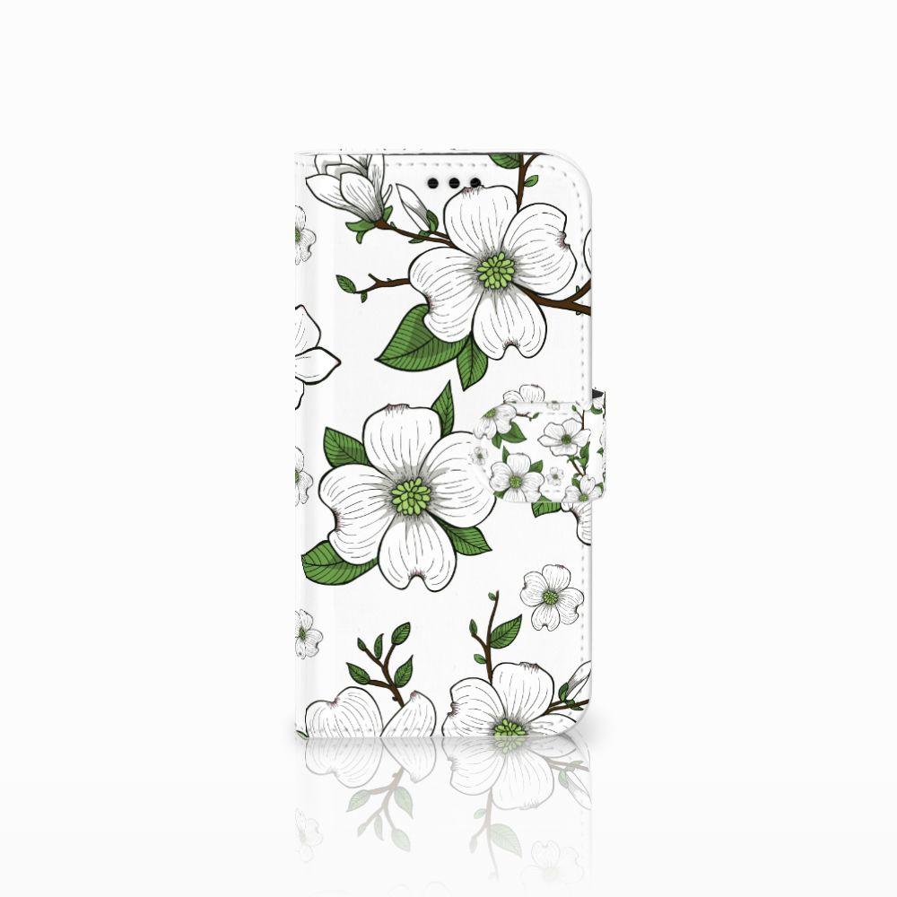 Samsung Galaxy A5 2017 Hoesje Dogwood Flowers