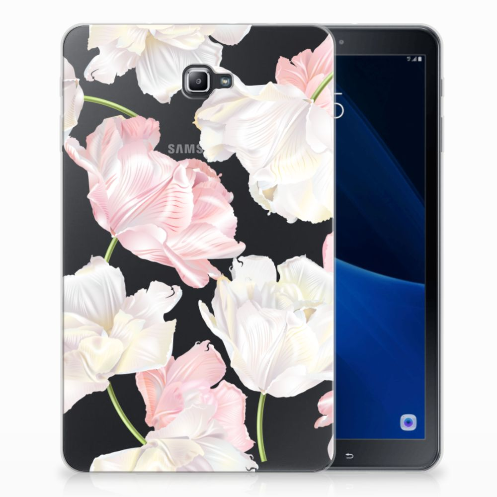 Samsung Galaxy Tab A 10.1 Tablethoesje Design Lovely Flowers