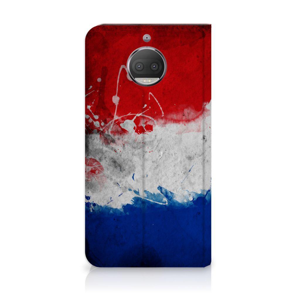 Motorola Moto G5S Plus Standcase Nederland