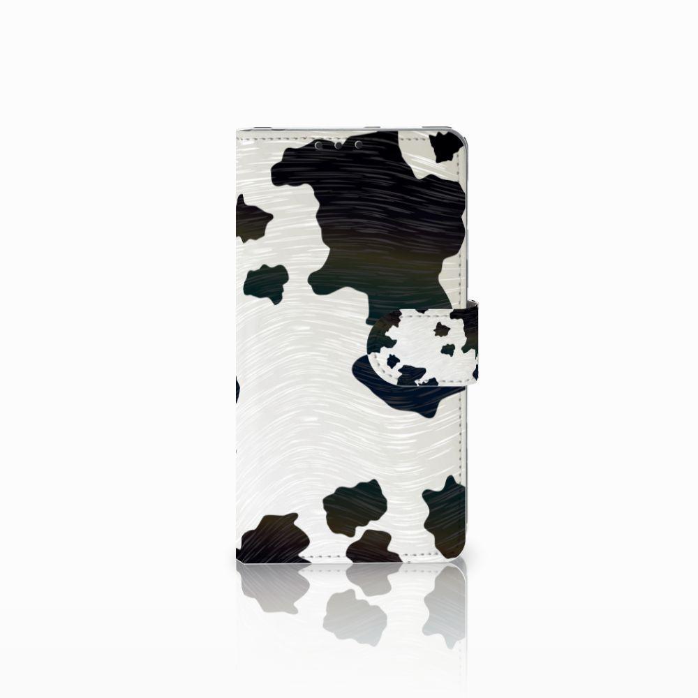 Sony Xperia Z1 Boekhoesje Design Koeienvlekken