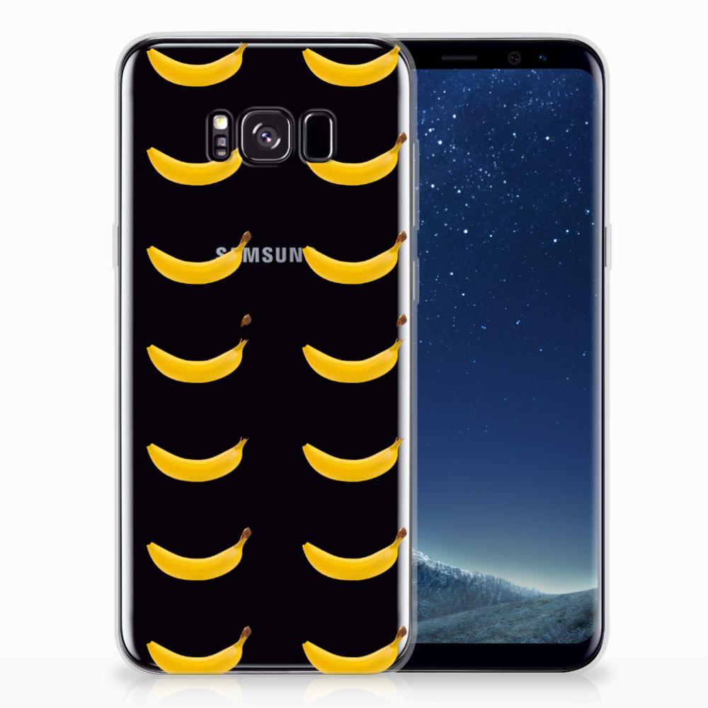 Samsung Galaxy S8 Plus Siliconen Case Banana
