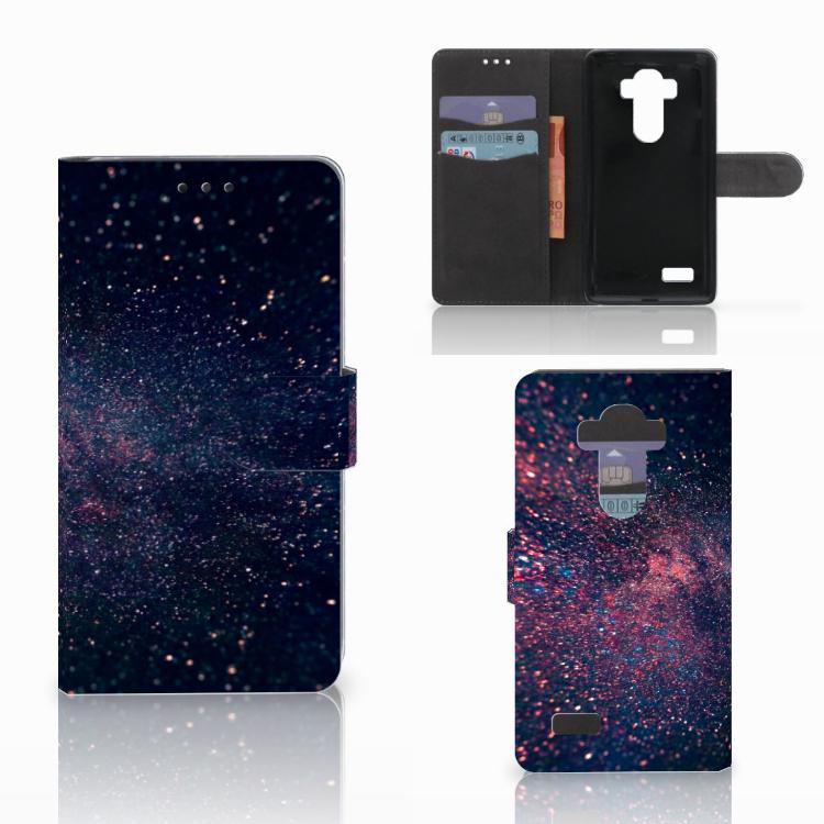LG G4 Bookcase Stars