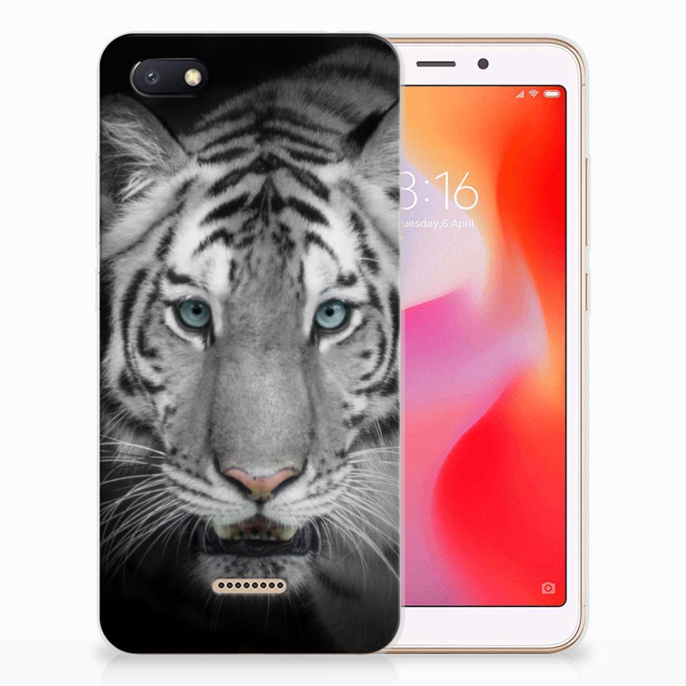 Xiaomi Redmi 6A TPU Hoesje Tijger