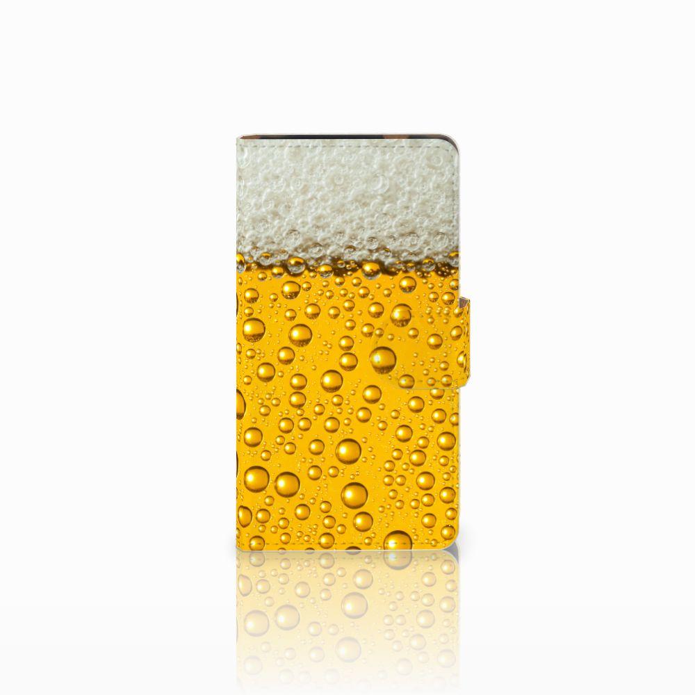 HTC Desire 601 Uniek Boekhoesje Bier