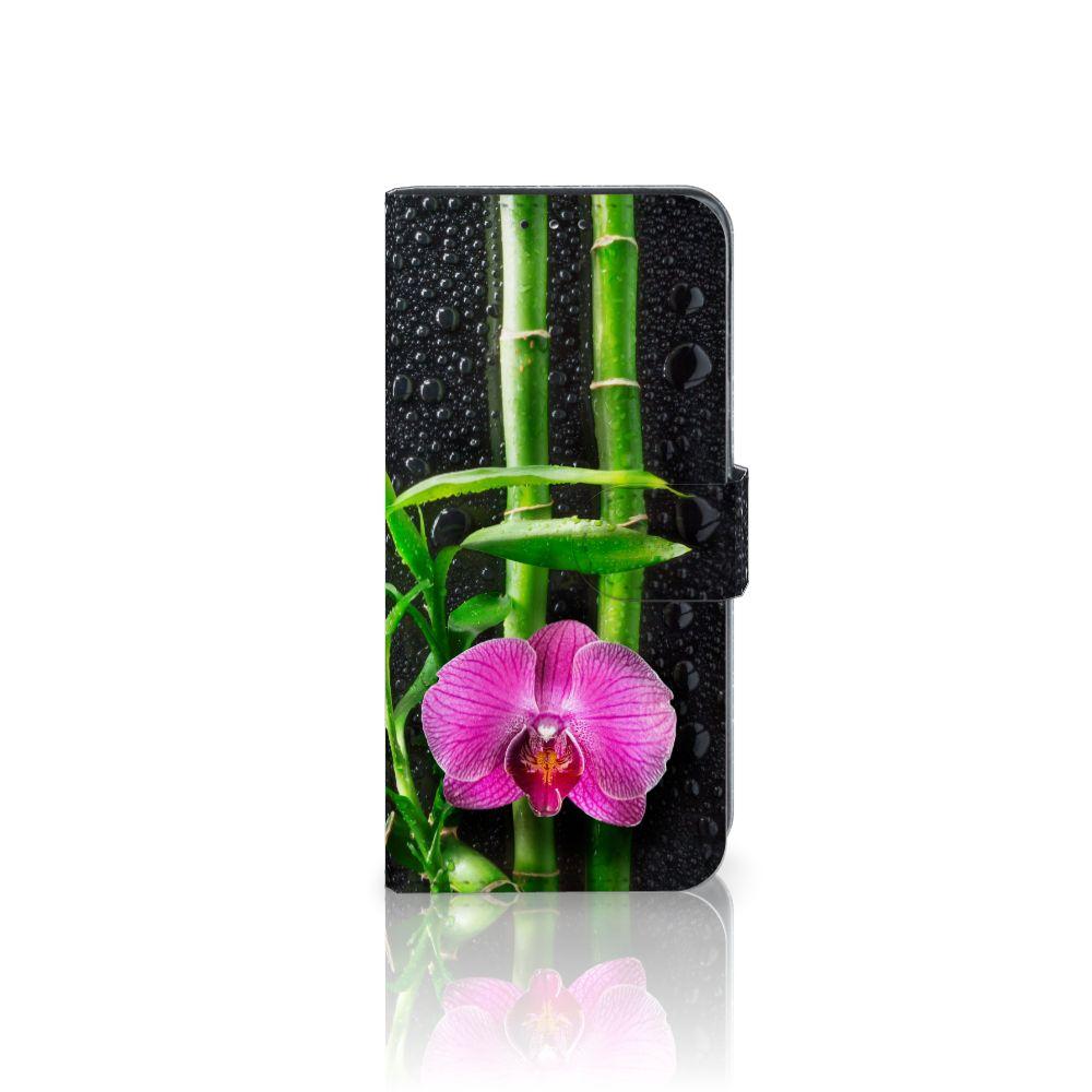 Nokia 8.1 Boekhoesje Design Orchidee
