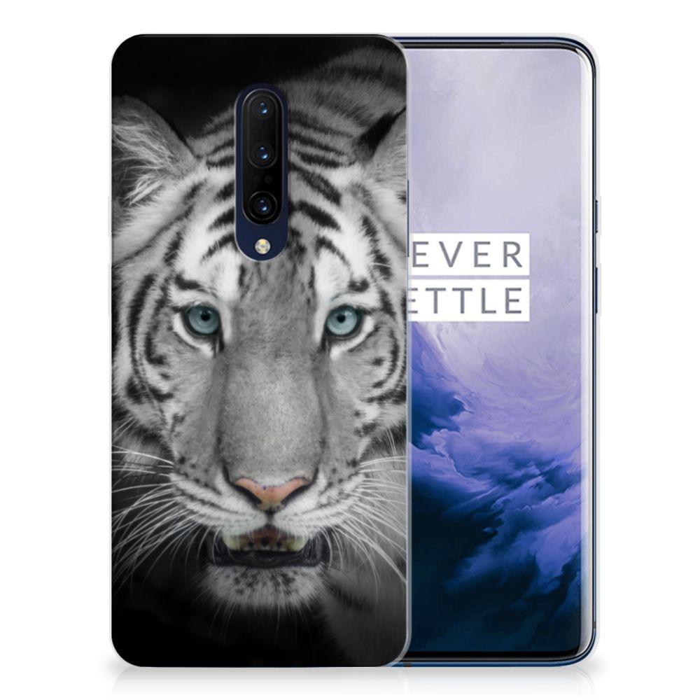 OnePlus 7 Pro TPU Hoesje Tijger