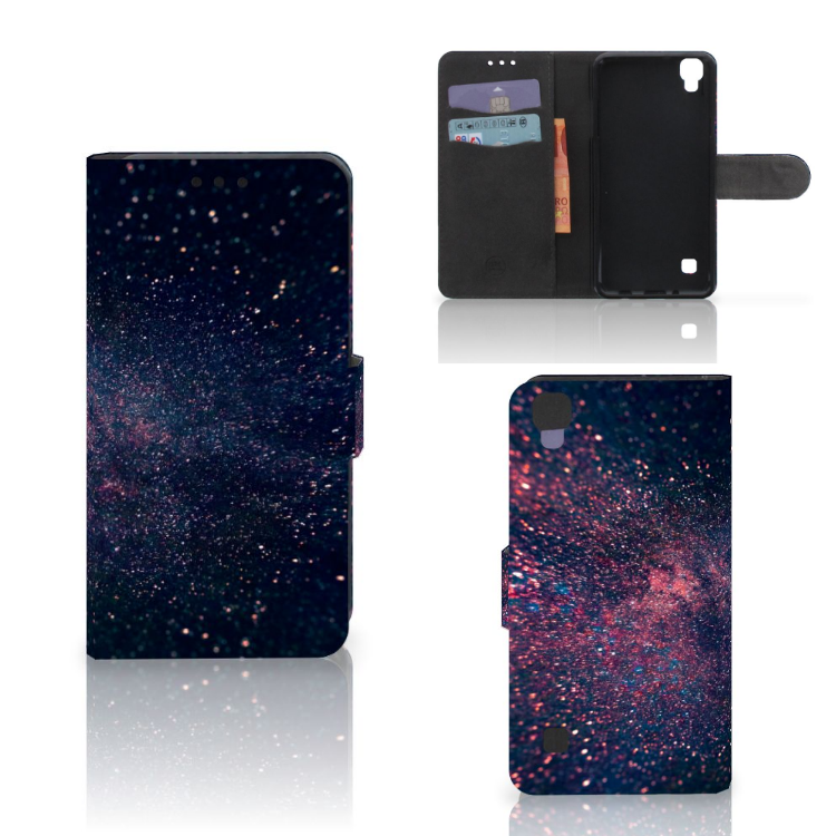 LG X Style Bookcase Stars