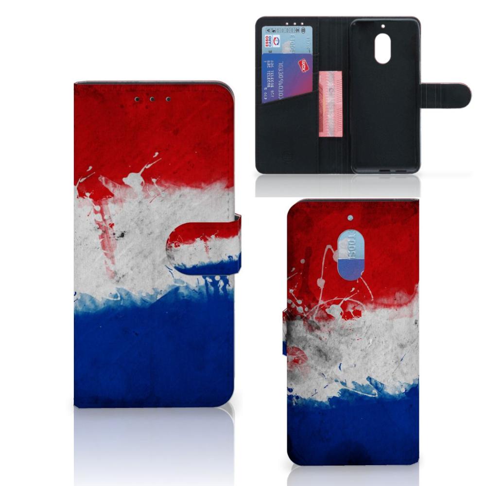 Nokia 6 Bookstyle Case Nederland