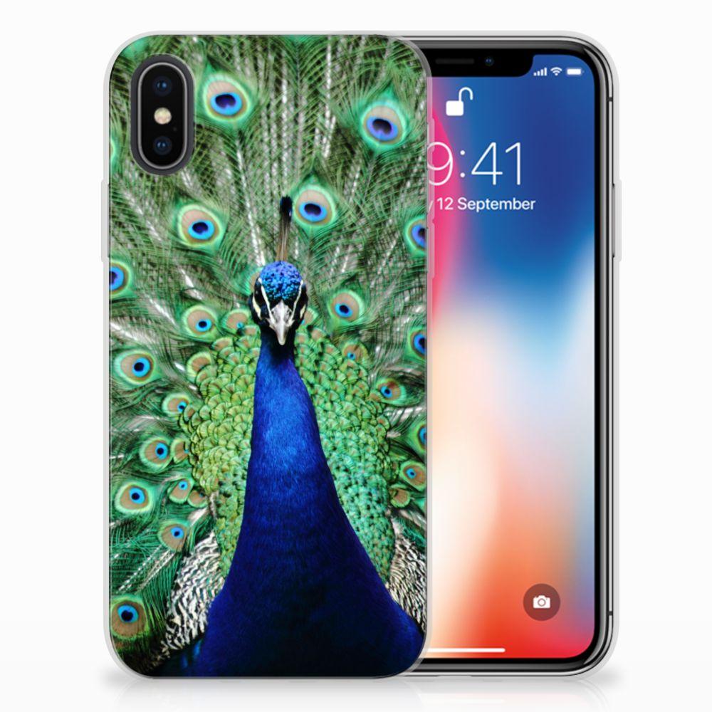 Apple iPhone X | Xs TPU Hoesje Design Pauw