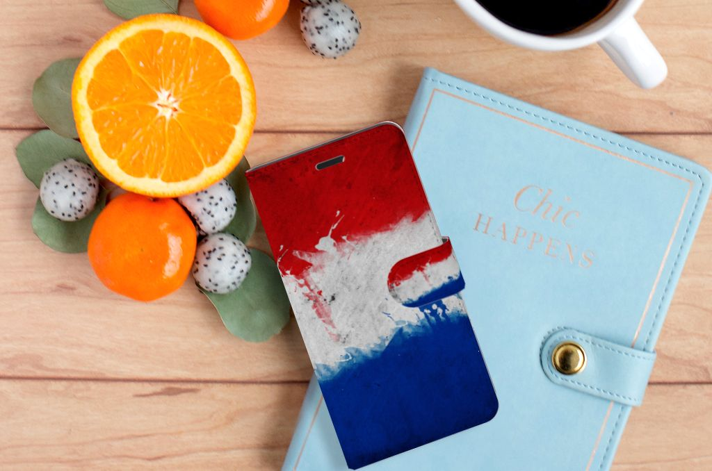 Wiko Pulp Fab 4G Bookstyle Case Nederland