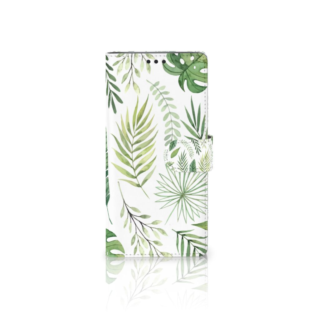 Sony Xperia XA Ultra Hoesje Leaves
