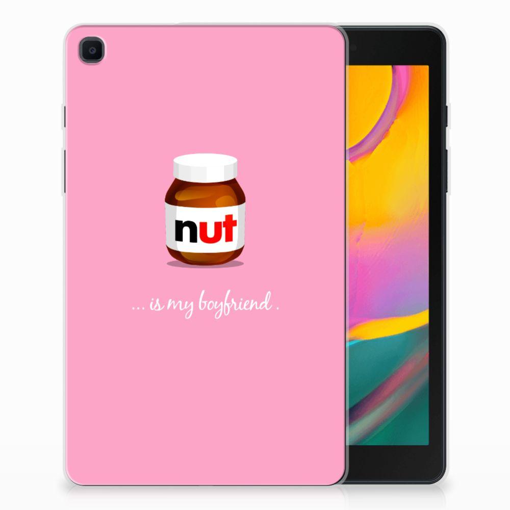 Samsung Galaxy Tab A 8.0 (2019) Tablet Cover Nut Boyfriend