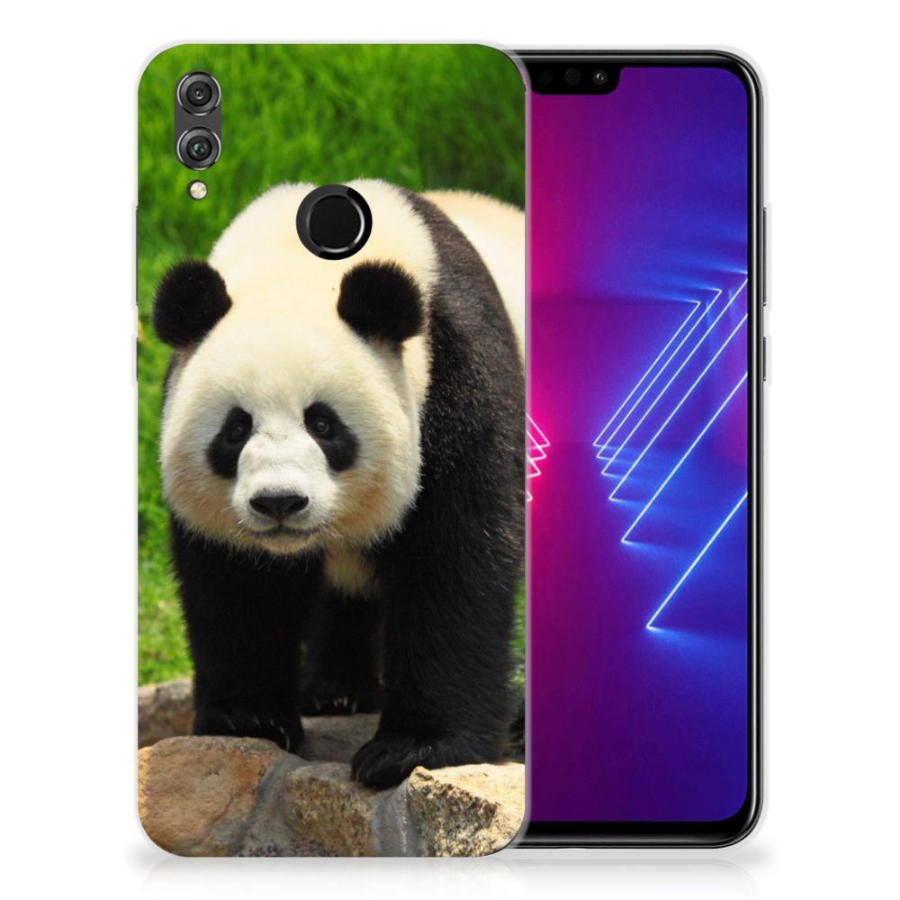 Honor 8X TPU Hoesje Panda