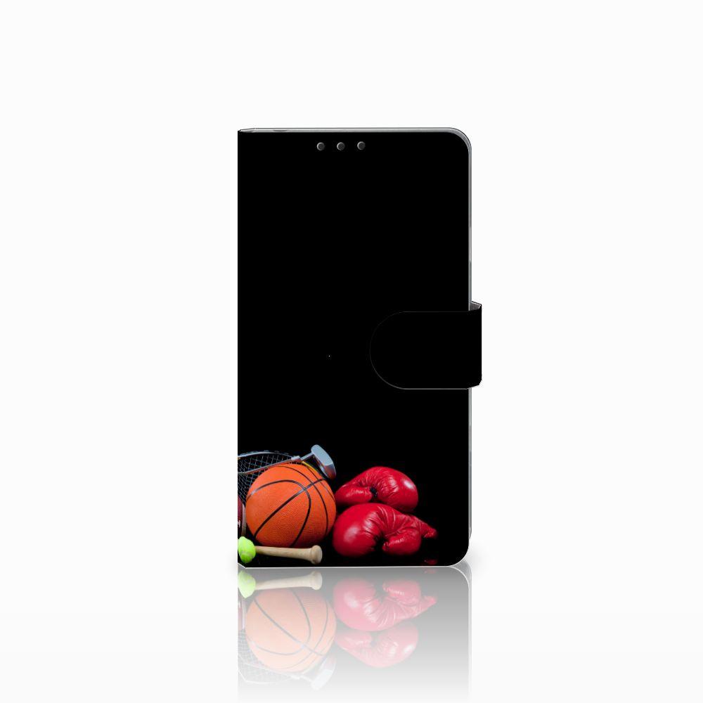 Sony Xperia Z1 Boekhoesje Design Sports